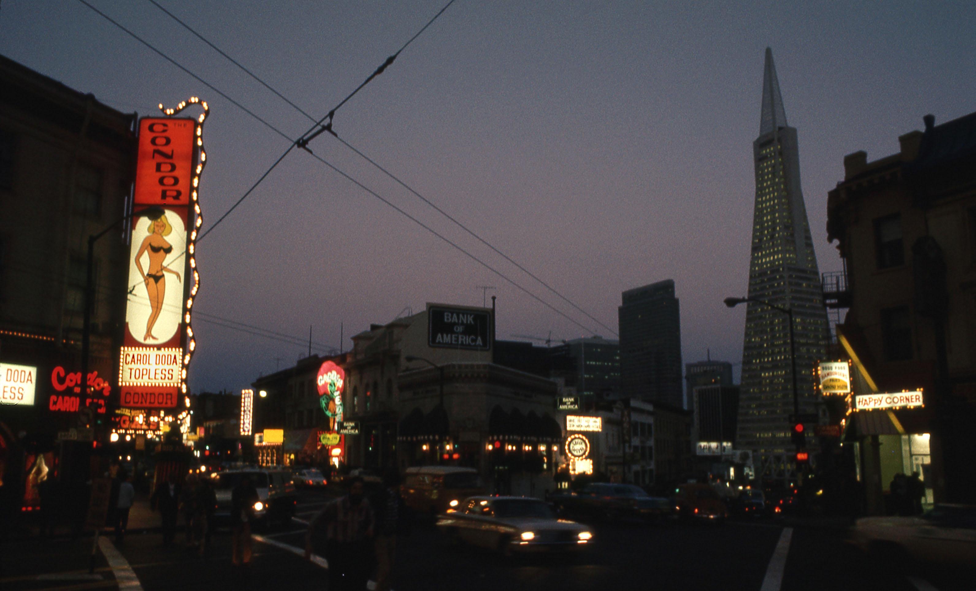 North Beach, San Francisco (1973)