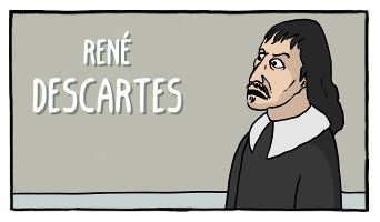 COMIC - DESCARTES