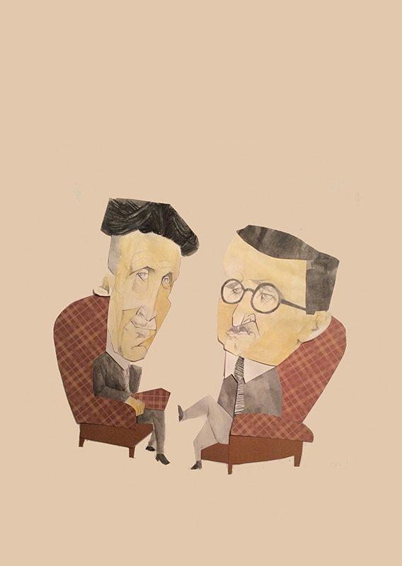 Orwell y Hayek